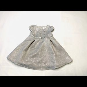 BABY GIRL CARTERS GREY SPECIAL OCCASION DR…